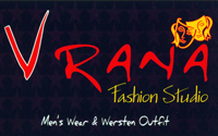 V Rana Fashion Studio, Vastrapur