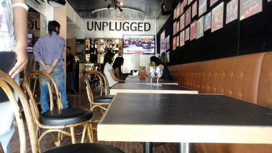 Unplugged Cafe n Grill