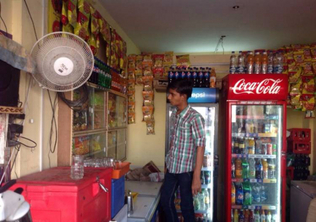 Satguru Soda Shop, Motera