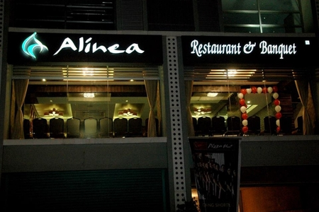 Alinea Restaurant & Banquet