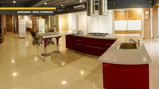 Krios Modular Kitchens, Bopal