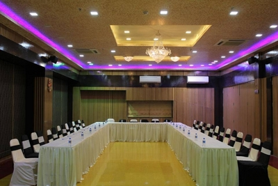 Jaliyan Banquets & Dining, Shivranjani