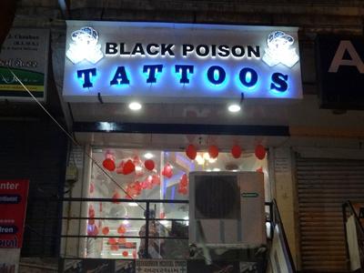Black Poison Tattoos & Piercing