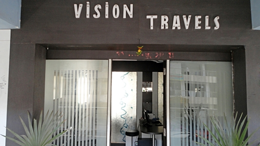 Vision Travels