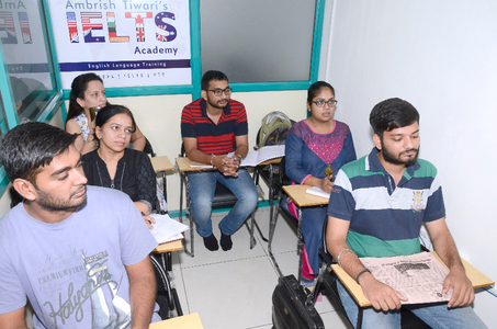 Ambrish Tiwari's - IELTS & Spoken English Coaching Classes