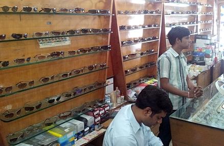 Hem Opticals, Navrangpura
