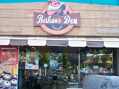 The Baker's Den, Ambavadi
