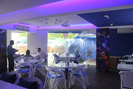 Blue Spot Café