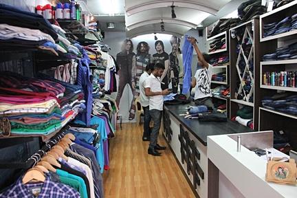 Blackship Cloths Store
