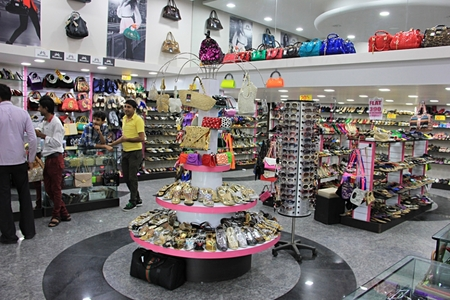 Girlie - Ladies Bag & Foot Wear, C G Road