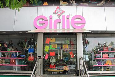Girlie - Ladies Bag & Foot Wear