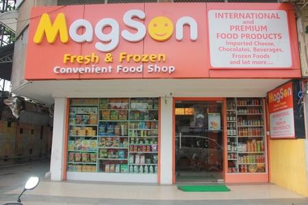 Magson Fresh and Frozen, Navrangpura