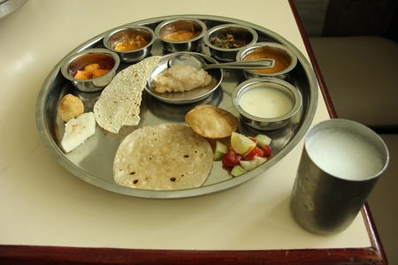 Vallabha Dining Hall , C G Road