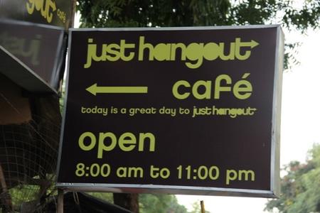 Just Hangout