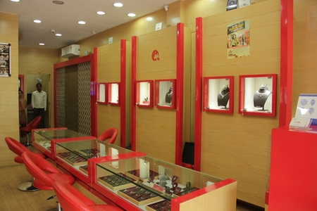 Ciemme Jewels, C G Road