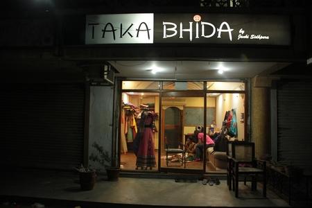 Taka-Bhida , Vastrapur