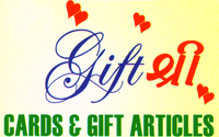 Gift Shree - Cards & Gift Article, Memnagar