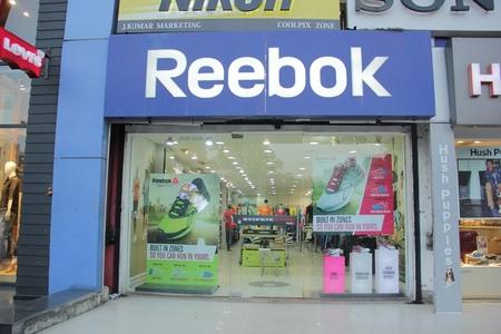 Reebok Shoppe, C G Road