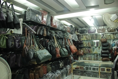 Fantastic Leather Boutique, C G Road