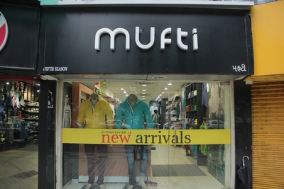Mufti- Alternative Clothing