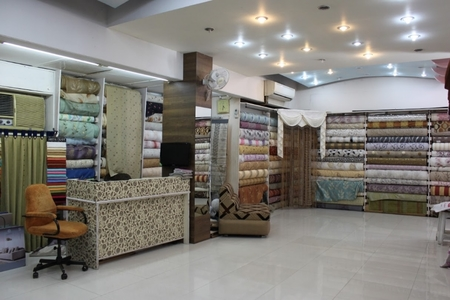 Selection-A House Of Modern Furnishing Fabrics, C G Road