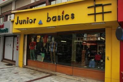 Junior Basics, C G Road