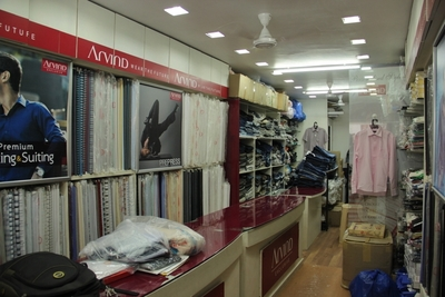 Arvind (Shree Radhe Krishna Cotton House), C G Road