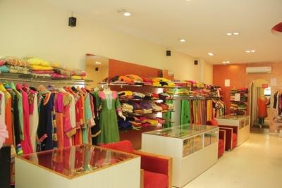 Diva Store, C G Road
