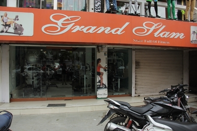 Grand Slam Fitness Pvt Ltd