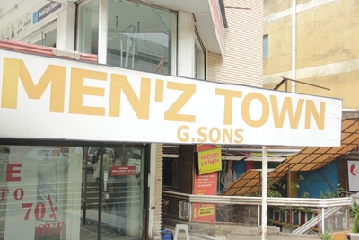 Men's Town