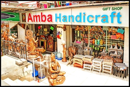 Amba Handicraft, Satellite