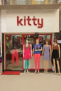 Kitty - The Fashion Lounge, C G Road