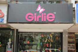 Girlie - Ladies Bag & Foot Wear, C G Road
