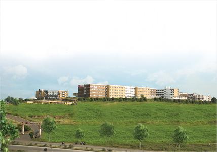 SAGE University, Indore, Rau Road