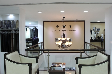LOUIS PHILIPPE STORE
