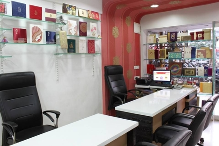 Metro Card Agency, C G Road
