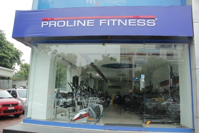 Proline Fitness, C G Road