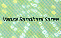 Vanza Bandhani Saree, Satellite
