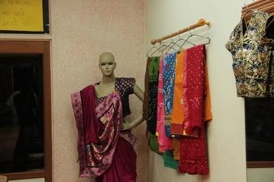 Vanza Bandhani Saree