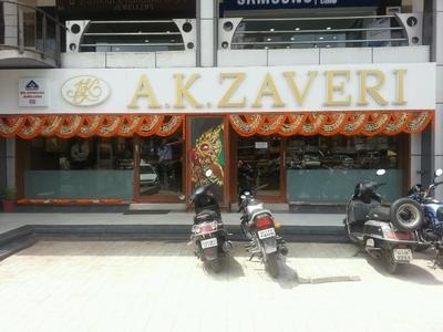 A K Zaveri