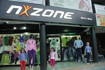 NX Zone, Satellite