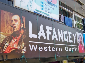Lafangey Western Outfit