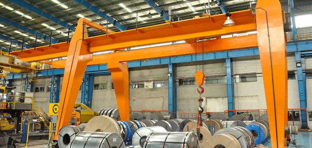 EOT Crane Manufacturer in India, Grand Vishala Estate