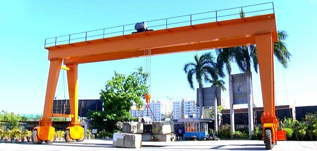 EOT Crane Manufacturer in India