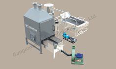 Fully Automatic Potato Chips Production Line Manufacturer India, Unit-1 6-B