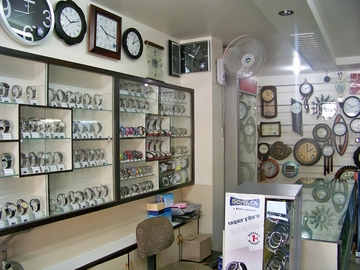 Keshariyaji Watch Selection