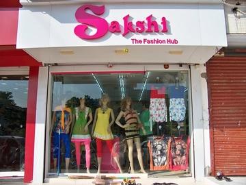 Sakshi- The Fashion Hub, Navrangpura