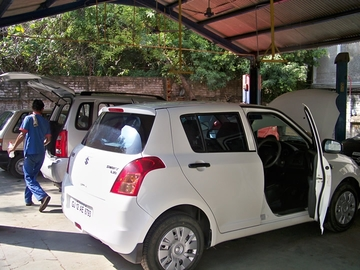 Motorkraft-Maruti Authorised Service Station