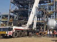 Hydraulic Crane Rental Services Gujarat, Ahmedabad