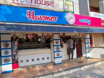 Maruti Fast Food (Havmor Ice Cream)